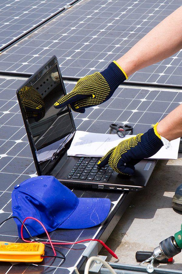 太陽能監控